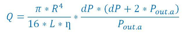 calcolo della viscosità